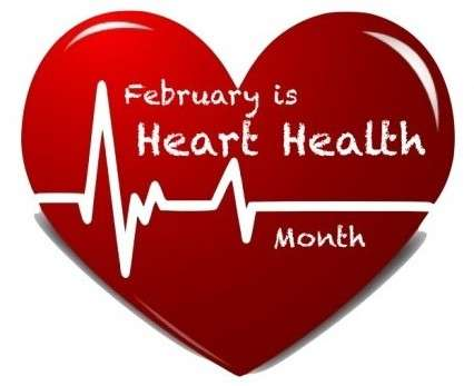 how to be heart healthy february heart month