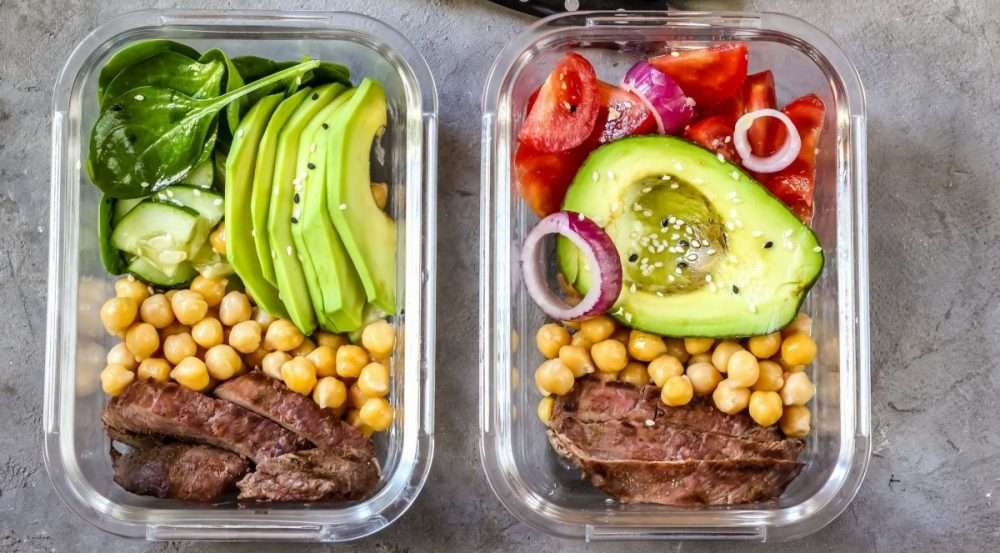 Meal prep | Mipstick Nutrition