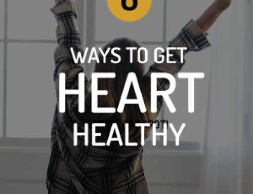 How to Be Heart Healthy, With Mipstick